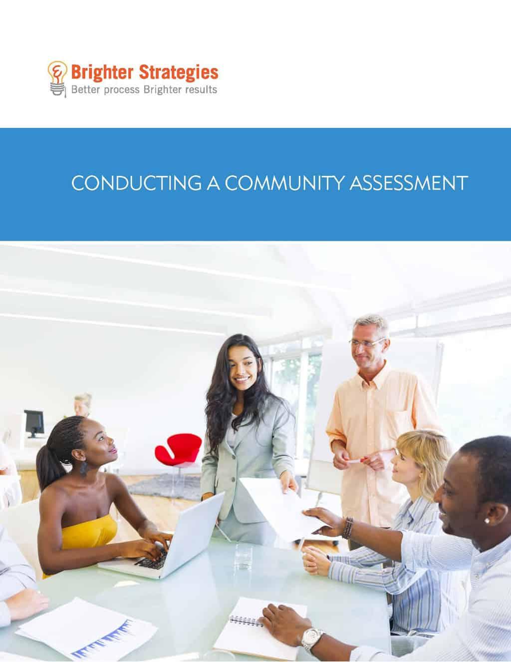 Conducting a Community Assessment ebook