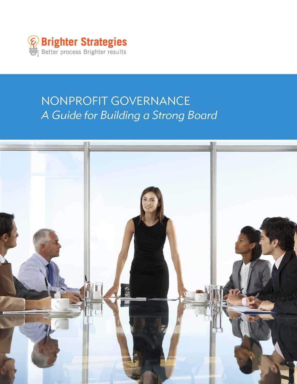 Nonprofit Governance: A Guide for Building a Stronger Board ebook