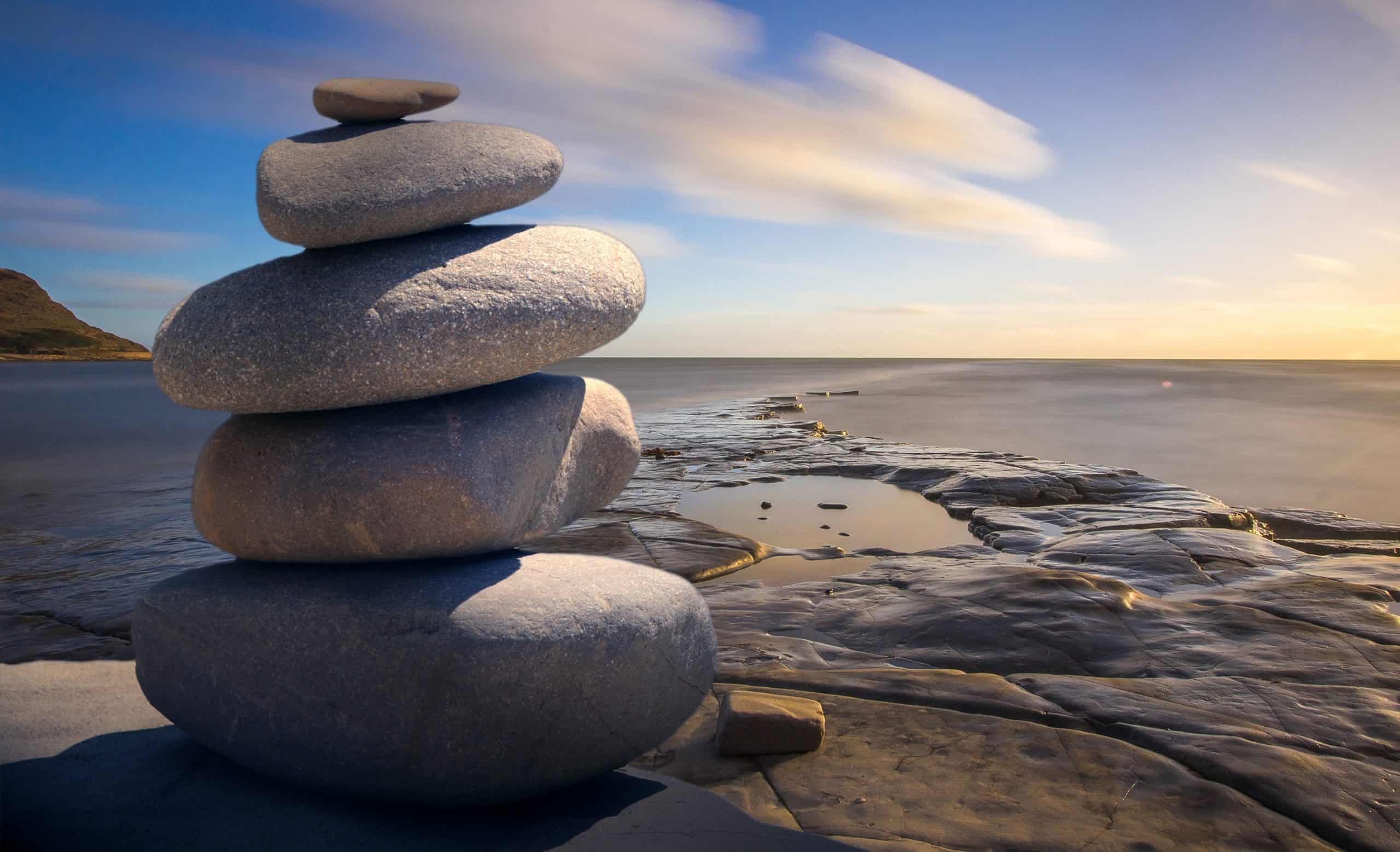 balance and mindfulness
