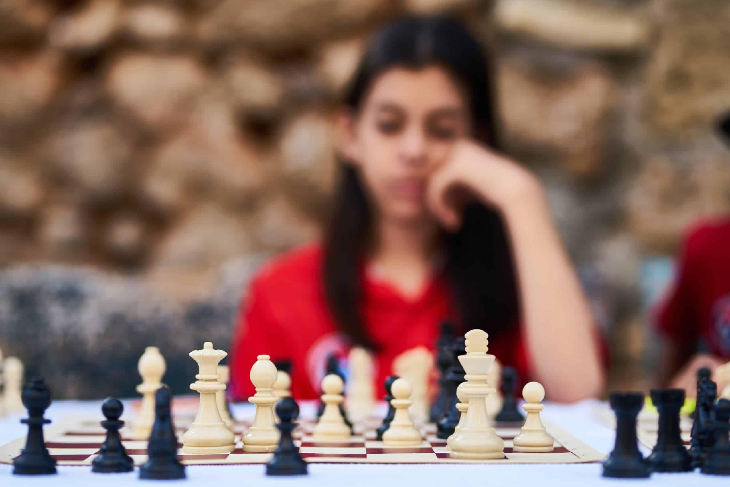 strategic plan chess game