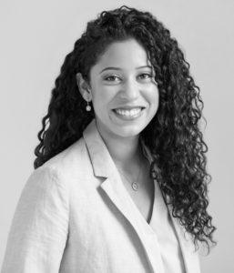 Fernanda Vergara, Associate Consultant